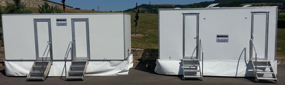 Luxury Event Toilets - Abbey Loos Ltd