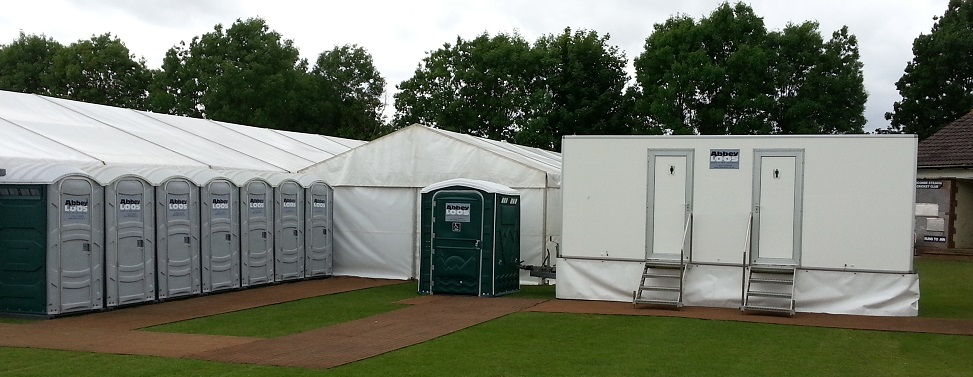 Toilets & Showers Event Hire - Abbey Loos Ltd