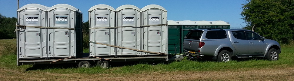 Event Mobile Portable Toilets - Abbey Loos Ltd